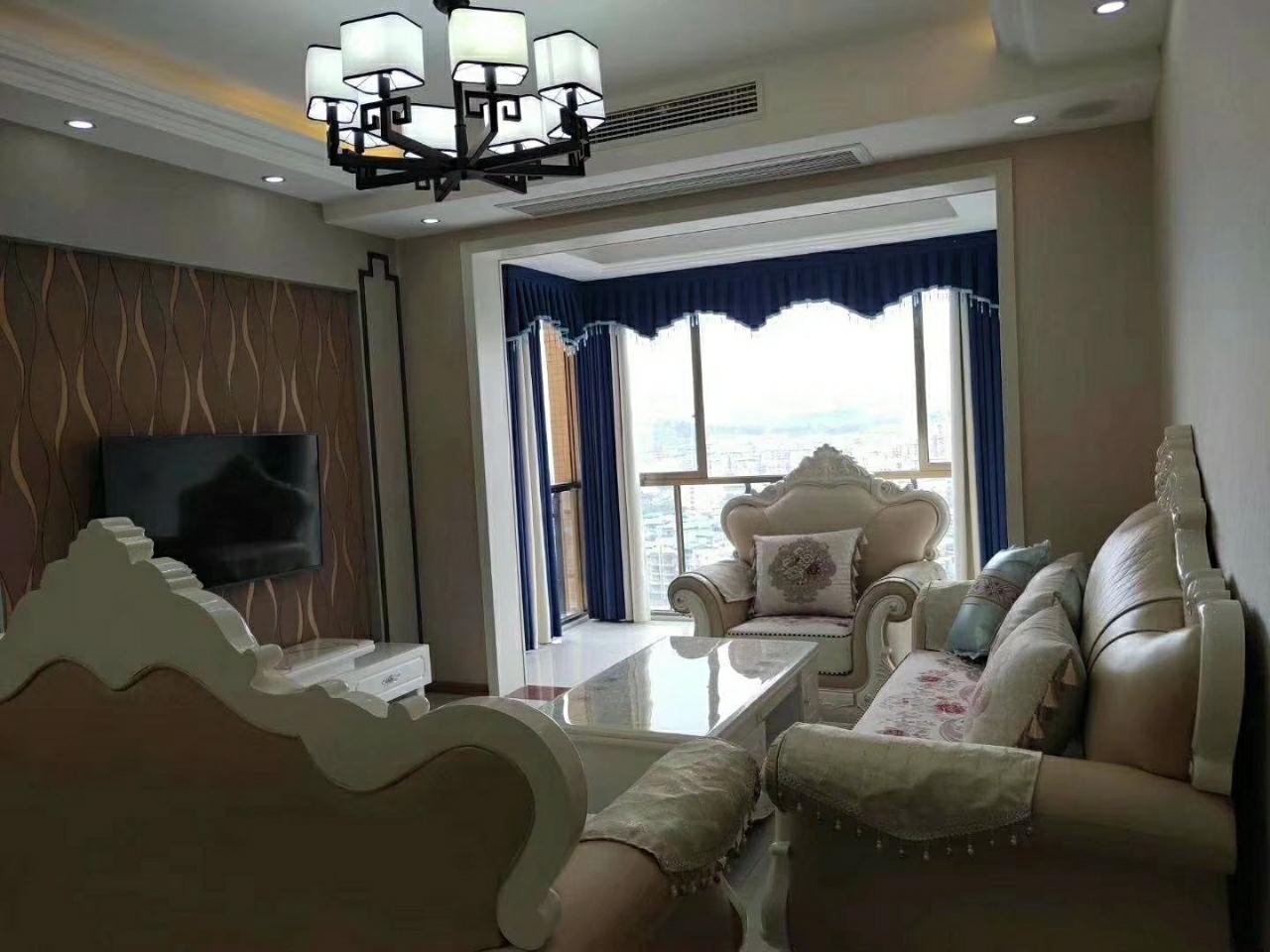 龙腾尚居3室 2厅 1卫83.8万元