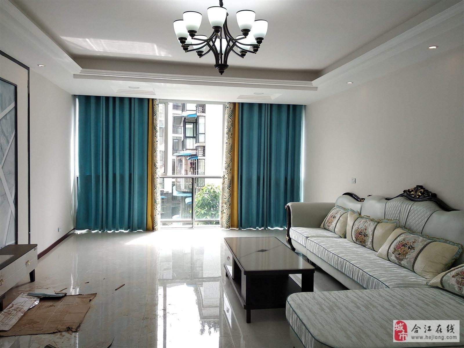 国际新城4楼4室 2厅 2卫76.8万元