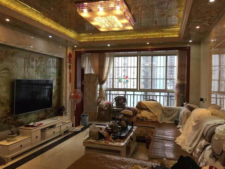 利城半岛带楼顶花园4室 2厅 2卫89.8万元