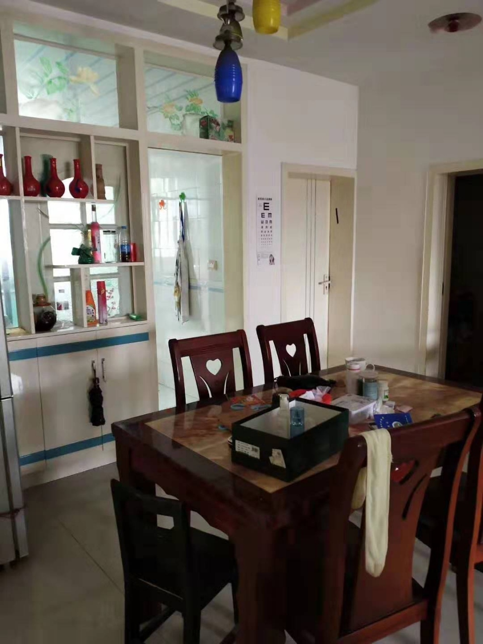 鸿福家园4室 2厅 1卫46.8万元