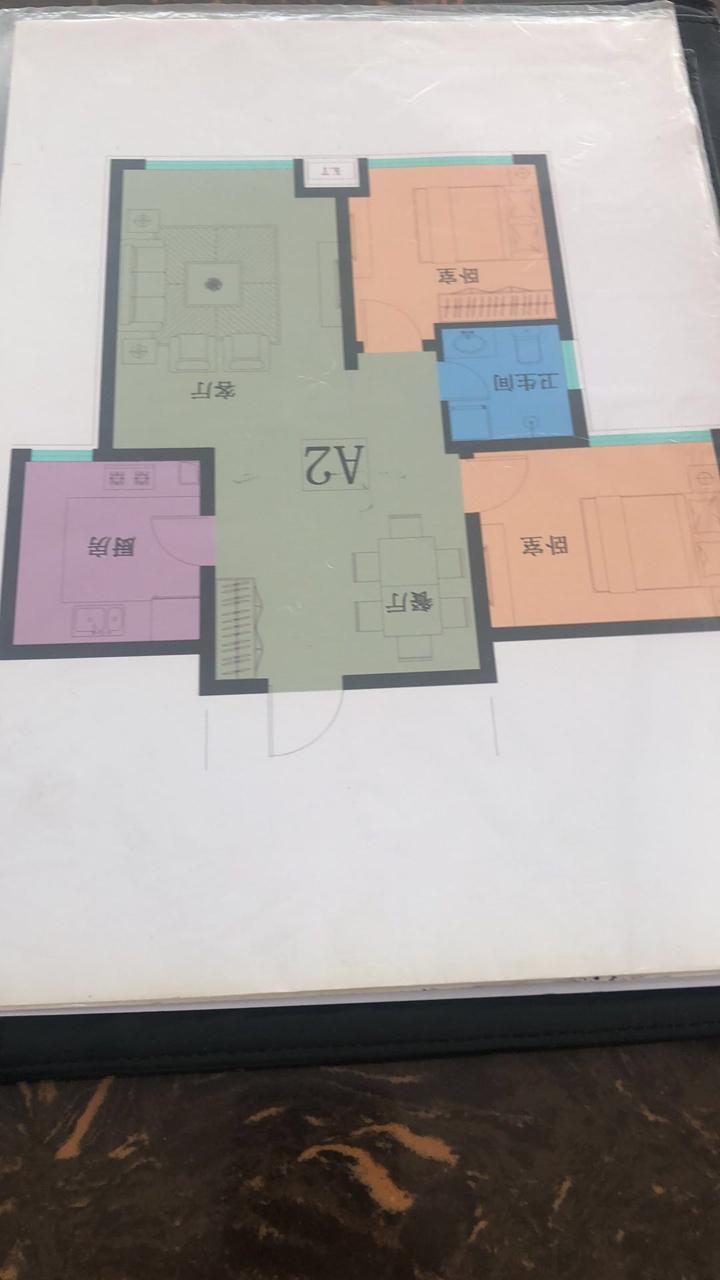 万泰鑫城嘉园2室 1厅 1卫65万元