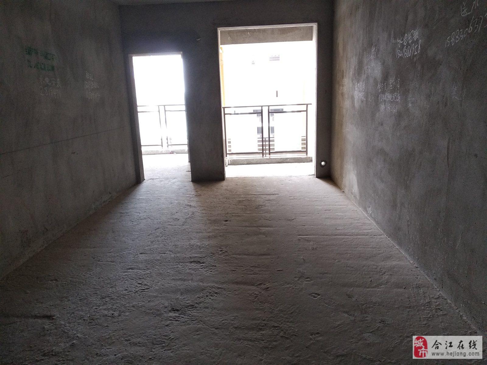 福地城一期稀缺清水2室 2厅 1卫56.8万元