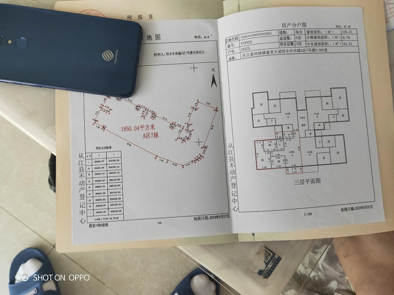 恒丰·中央城3室 2厅 2卫46.8万元