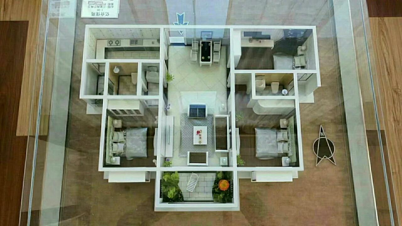 亿和佳苑3室 2厅 2卫4200万元