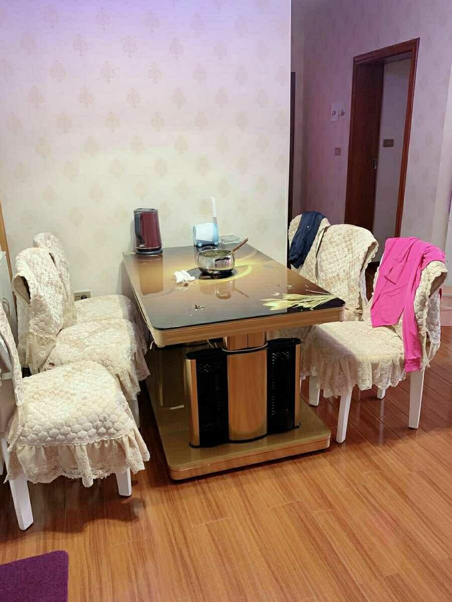 龙腾锦城精装修两室两厅,居住温馨!!!