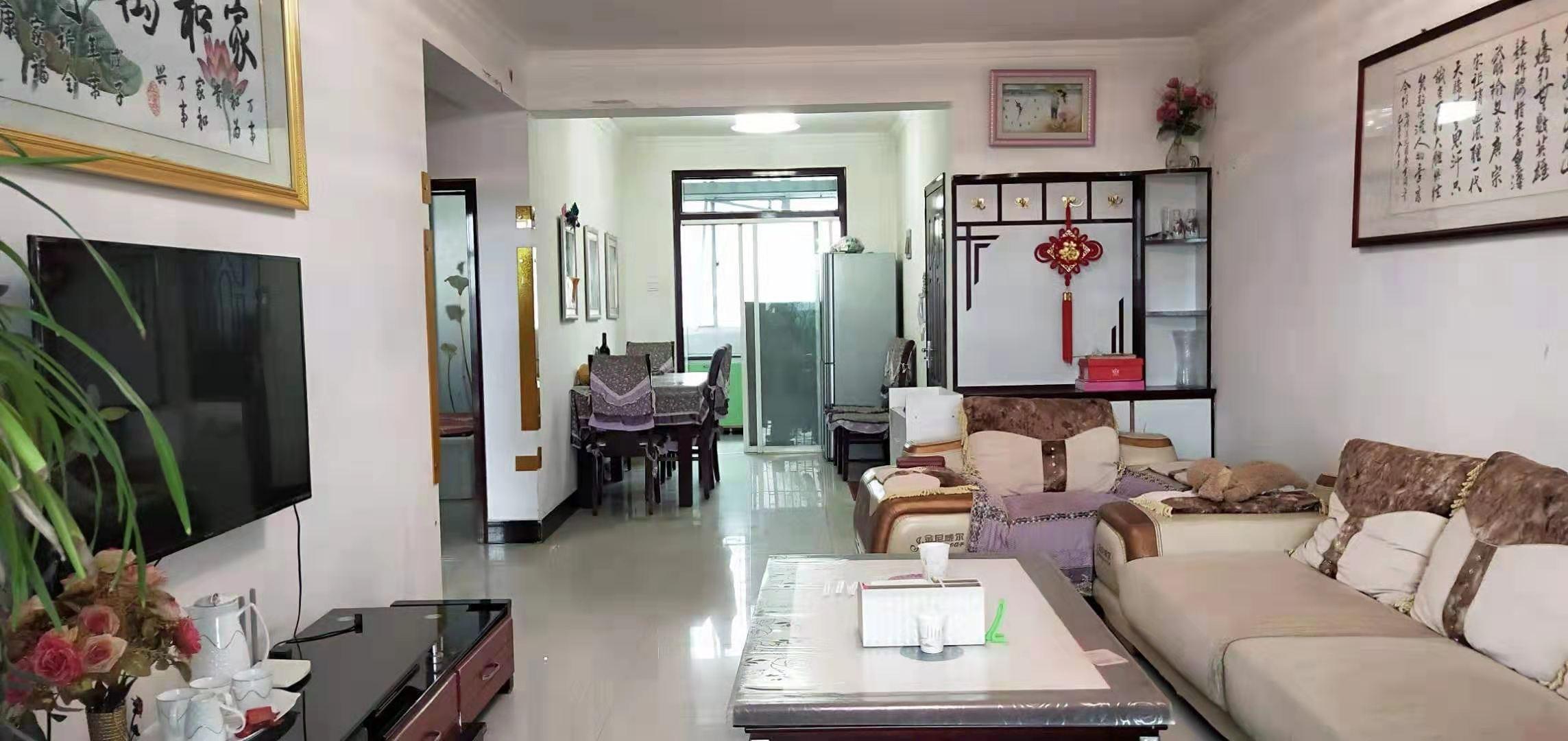 一中利景小区中间楼层,2室 2厅 1卫36.5万元