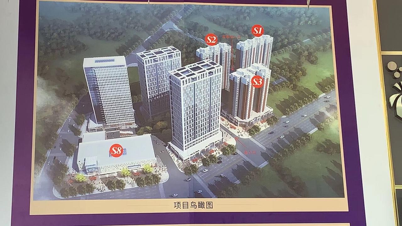 【出售】隘巷拂晓苑3室 2厅 2卫56万元