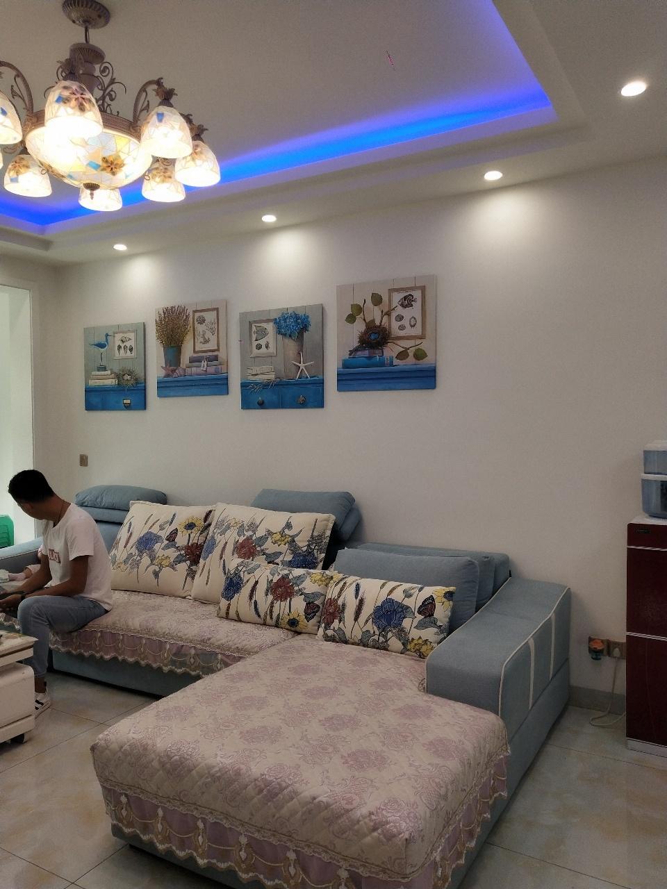江景郦城3室 2厅 2卫85.8万元