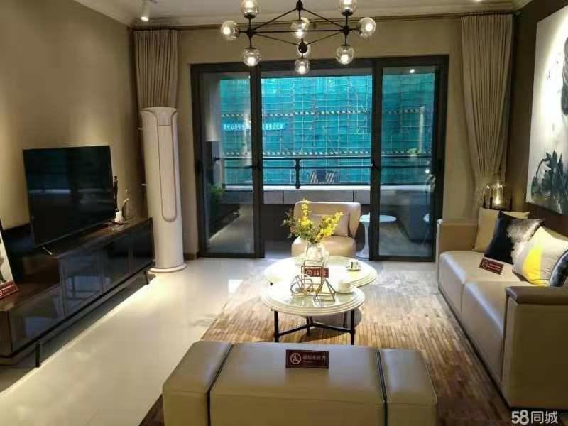 阳光江阳府3室 2厅 2卫65万元