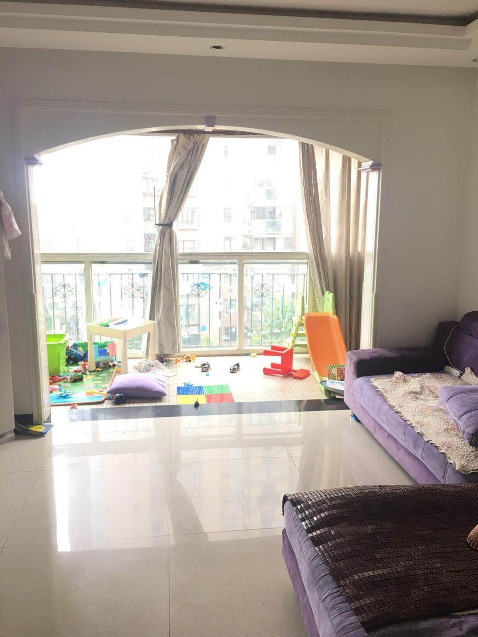 陽光上海城3室 2廳 2衛65萬元