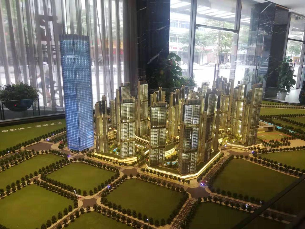 龍崗漢京回遷房 新塘圍舊改 地鐵口資產