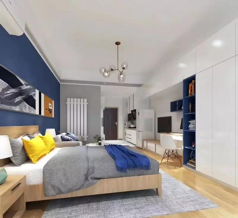 金水路未来路市中心1室 1厅 1卫32万元