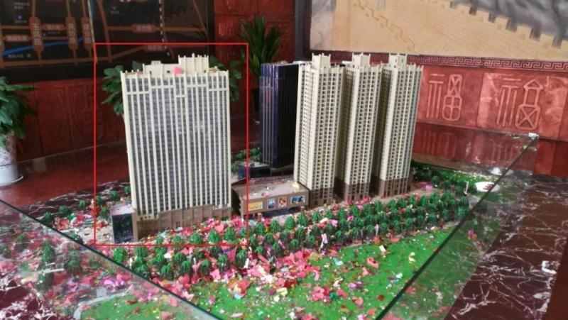 鄭州CBD商圈 1室 1廳 1衛35萬元