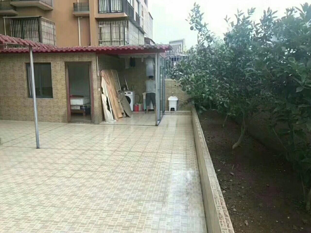 撿相因房子來了·薈城B區4樓送平臺花園160平米