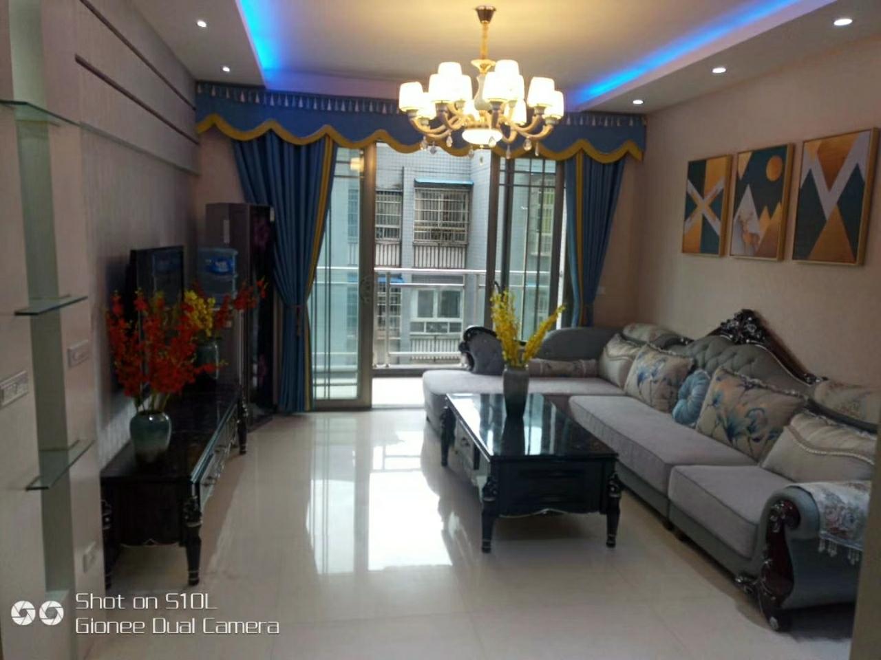 泽达未来国际3室 2厅 1卫83.6万元