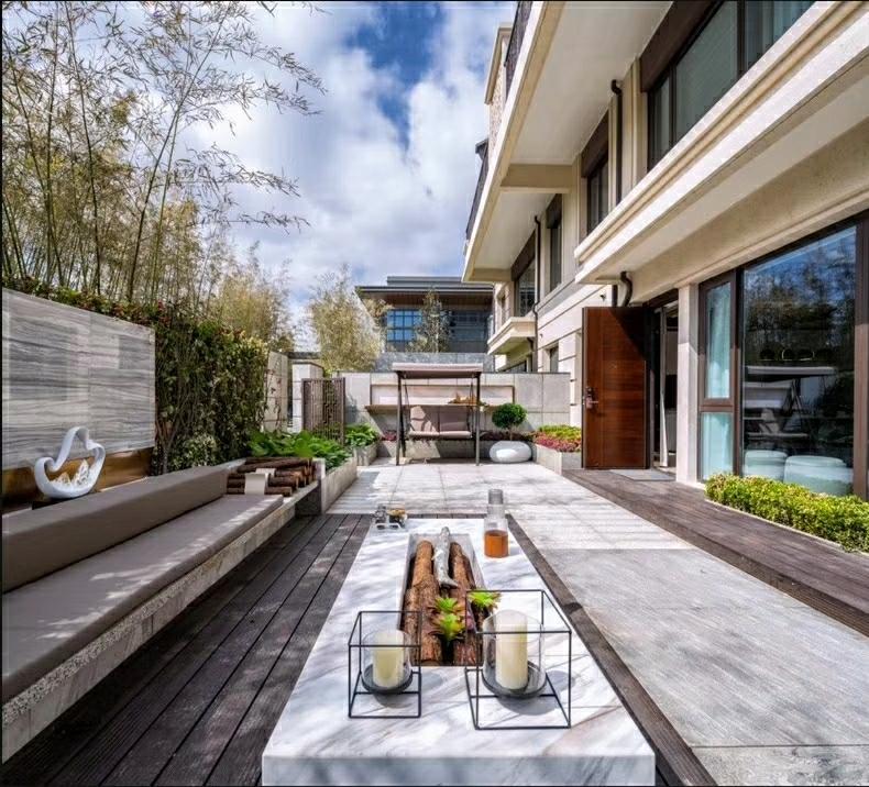 中海地产―中海·阅骊山4室3厅3卫(带地下室花园)