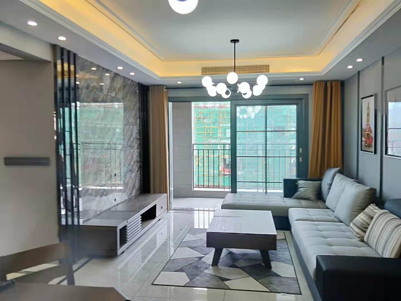 金科中央公园城3室 2厅 1卫66.8万元