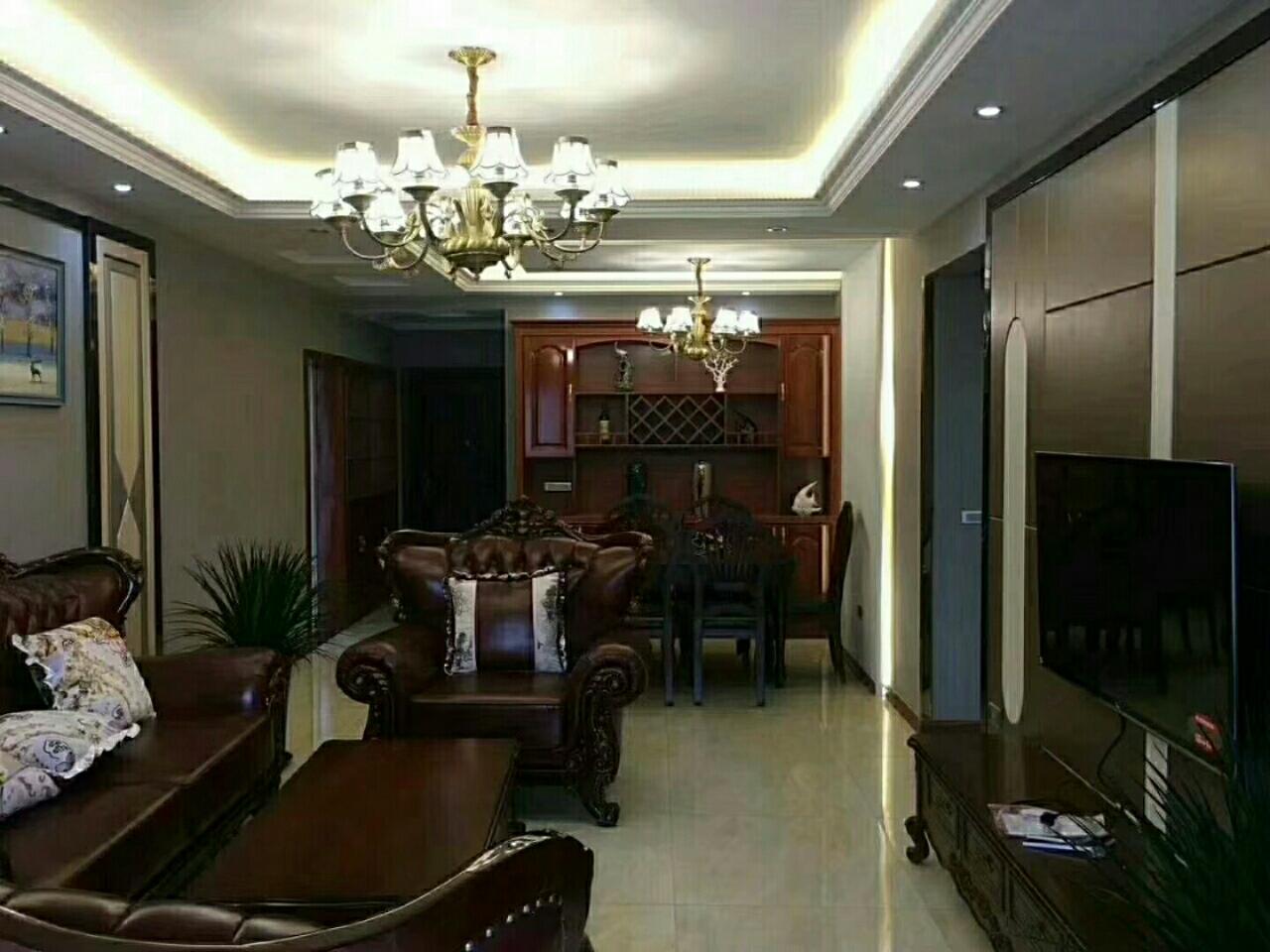 城市中心地段,时代都会,精装房出售4室 2厅 2卫128万元