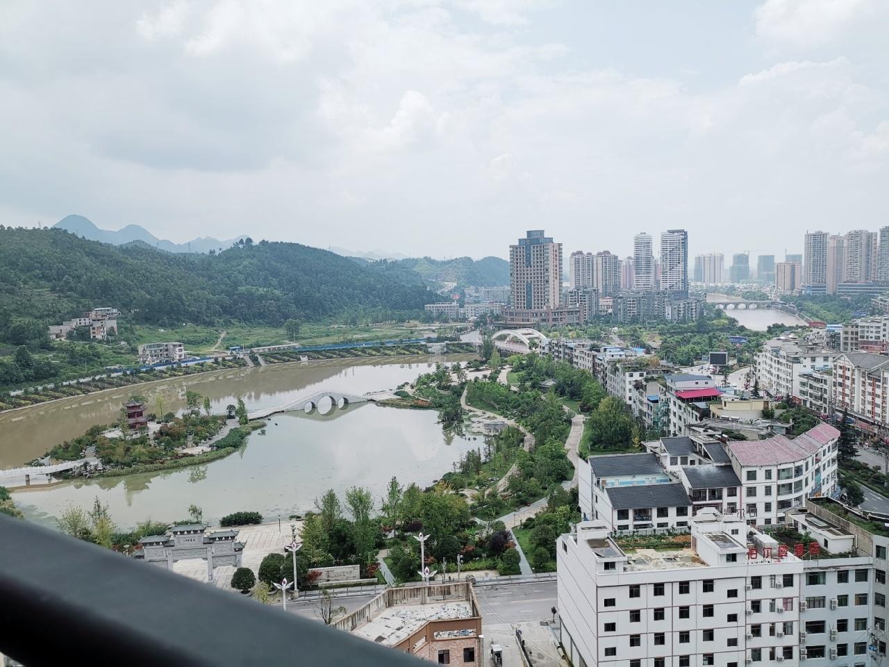 嘉禾中央城江景房3室只賣43萬元