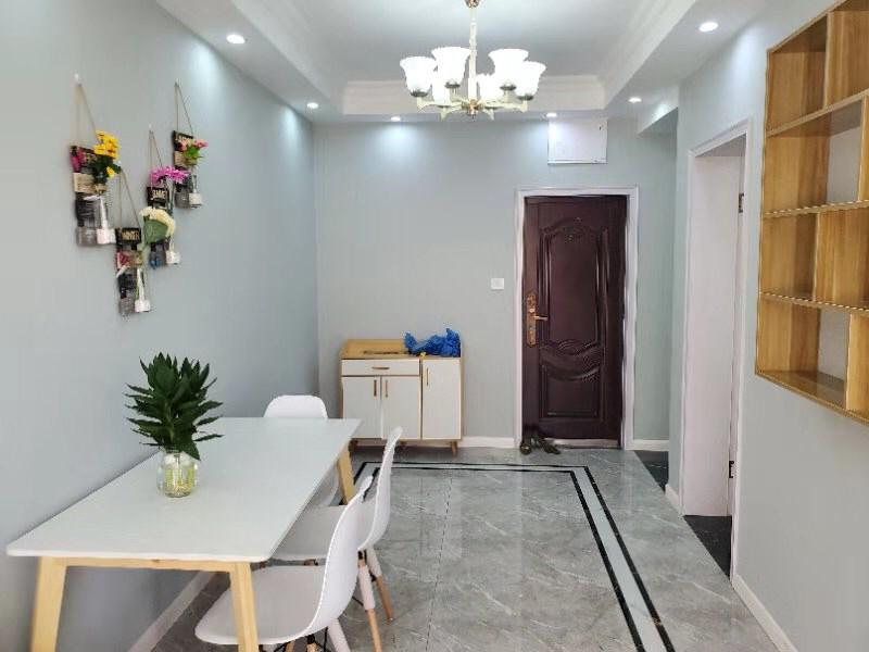 北歐風格裝修 3室 低于市場價五萬只賣36.8萬元