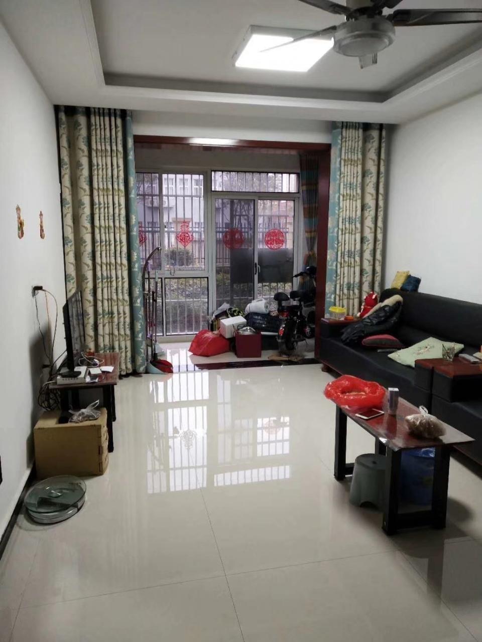 中泰锦城复式精装修3室 2厅 2卫109万元