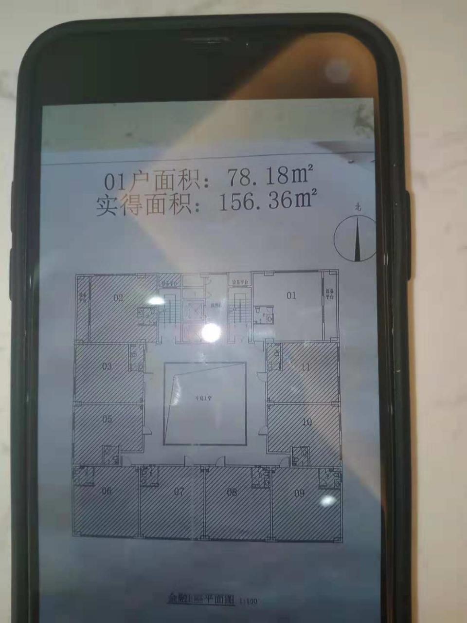 世纪大观4室 2厅 2卫18万元