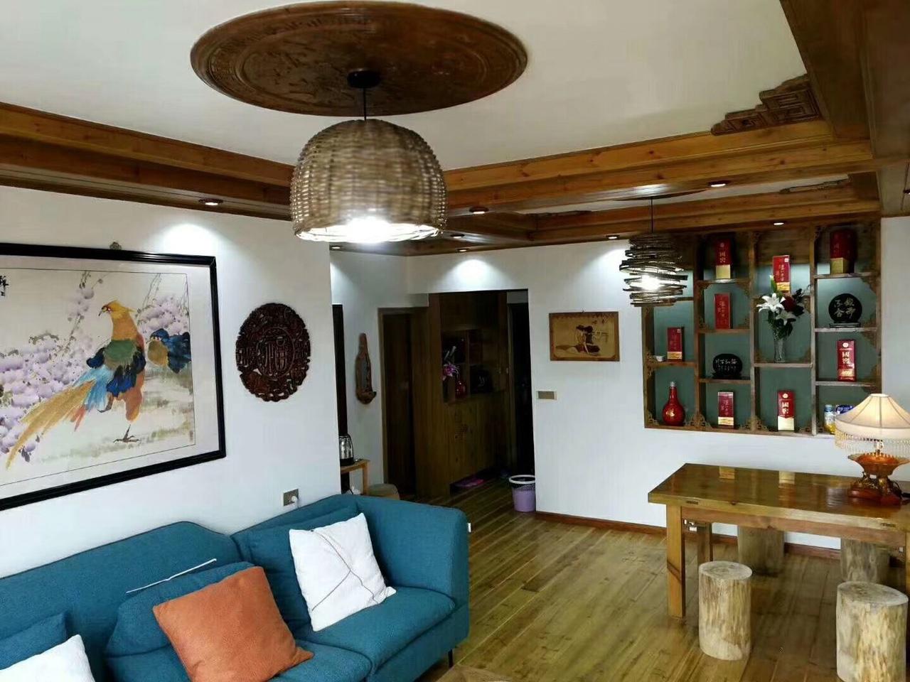 江语长滩2室 2厅 1卫79.8万元