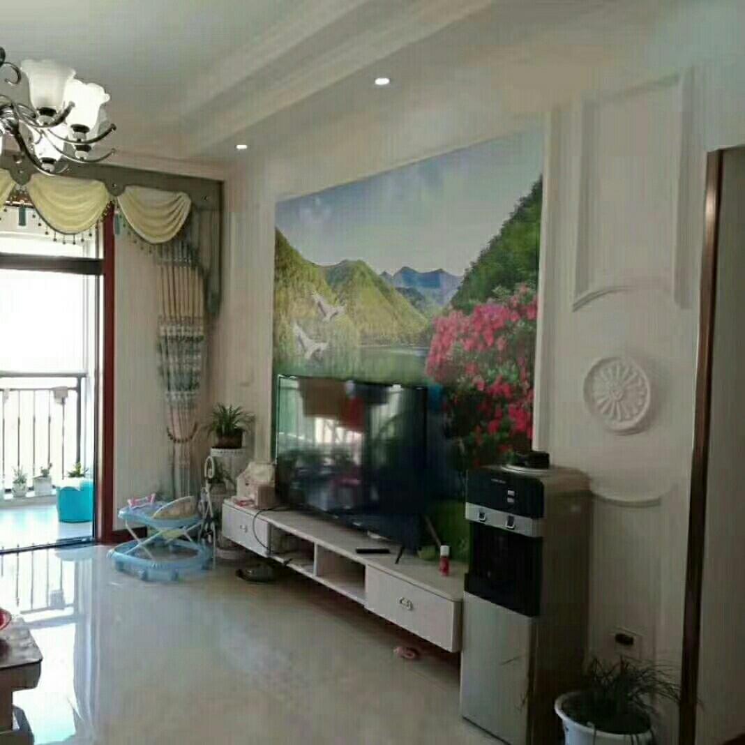 中央府邸119平米精装3室 2厅 2卫75.8万元