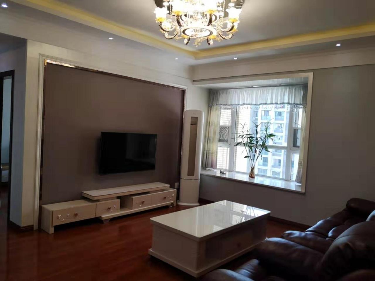 10770西城壹号21楼精装两室带顶花园