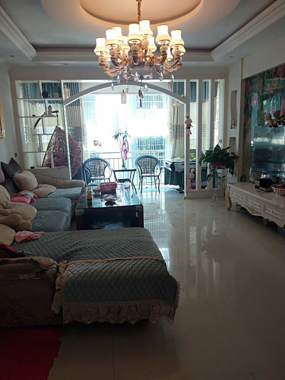 三中小區3室 2廳 2衛38.8萬元
