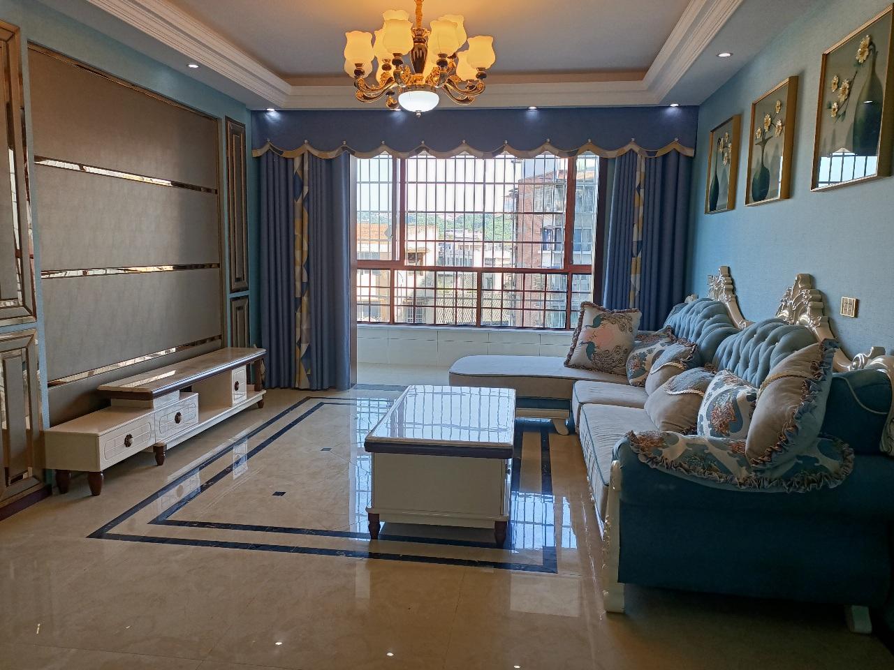 张家沟电梯公寓新房新装3室 双卫报价68.8万元