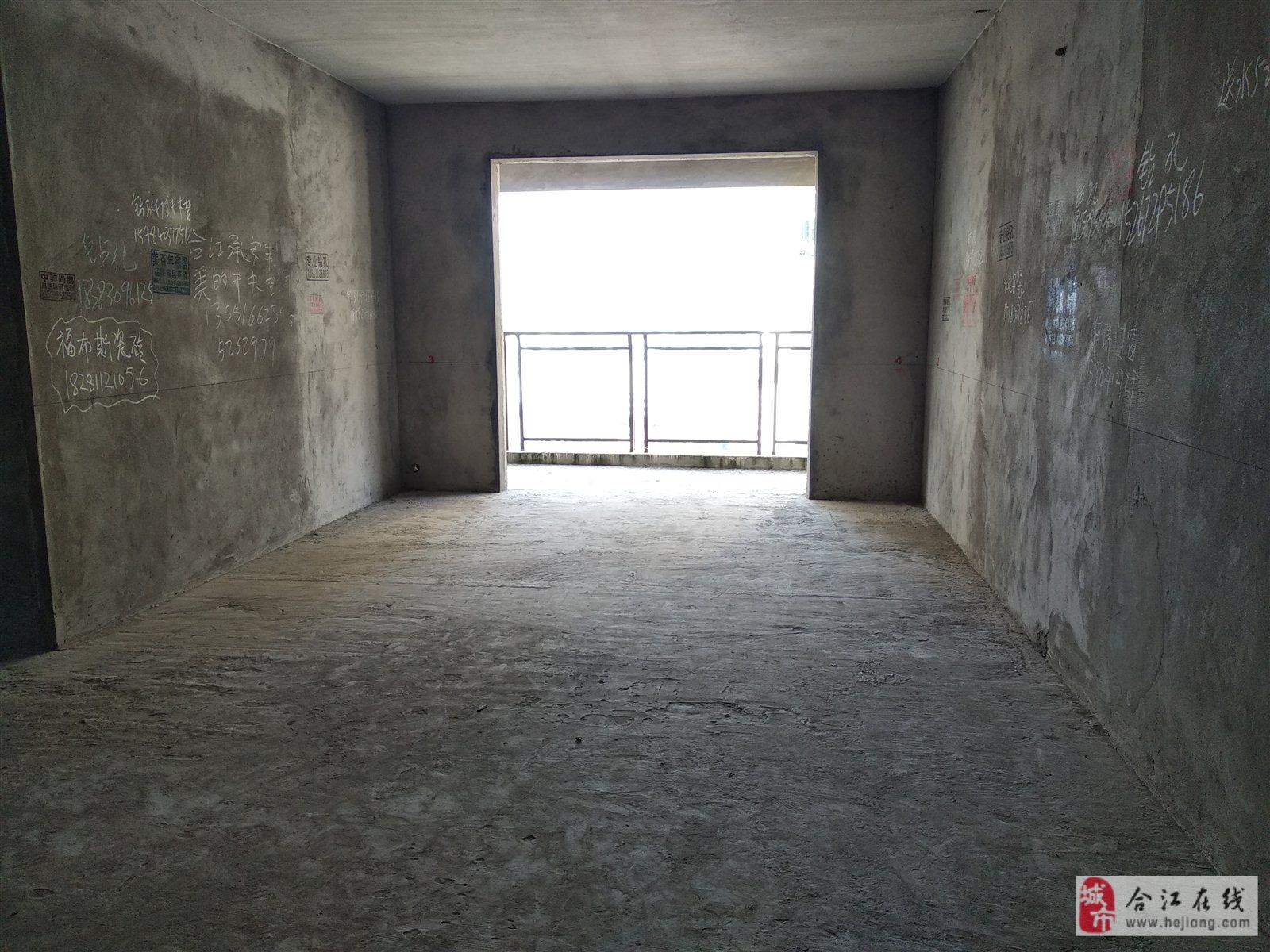 福地二期稀缺正江景房3室 2厅 2卫84.8万元