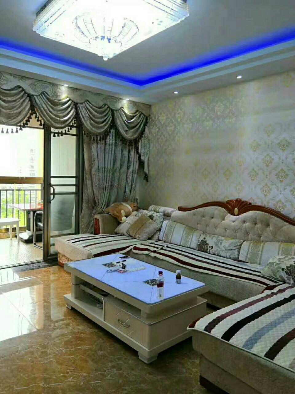 伴山国际3室 2厅 2卫95.8万元