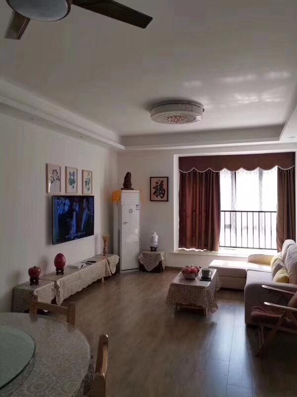 溪西帝景89平精装3室2厅1卫110万元