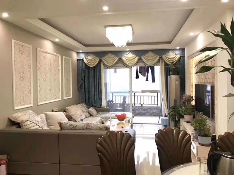 国维·中央府邸3室 2厅 2卫76万元