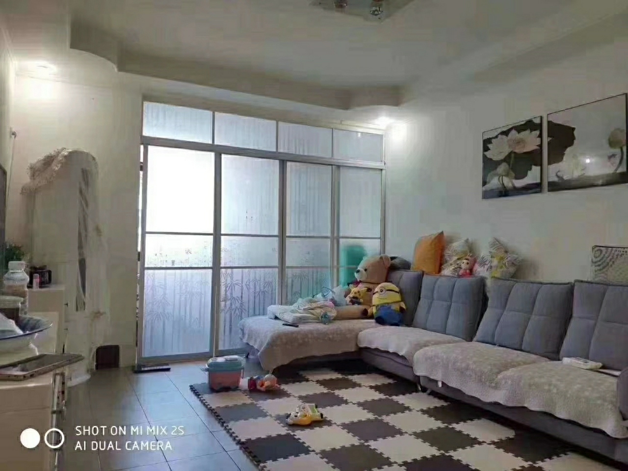城西水井湾菜市场4室 2厅 2卫69.8万元