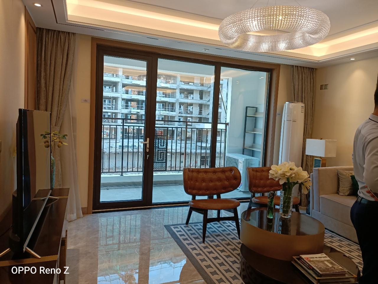 中南·熙悦4室 2厅 2卫87万元