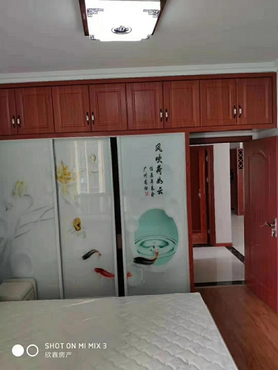 富红·水晶郦城3室 2厅 1卫55万元
