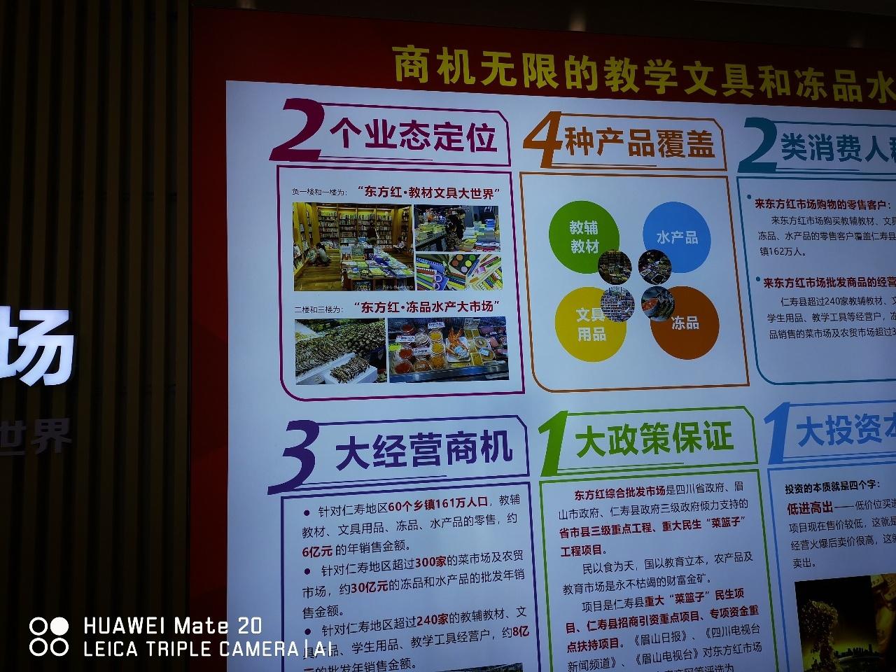 仁寿农贸市场商铺7万元
