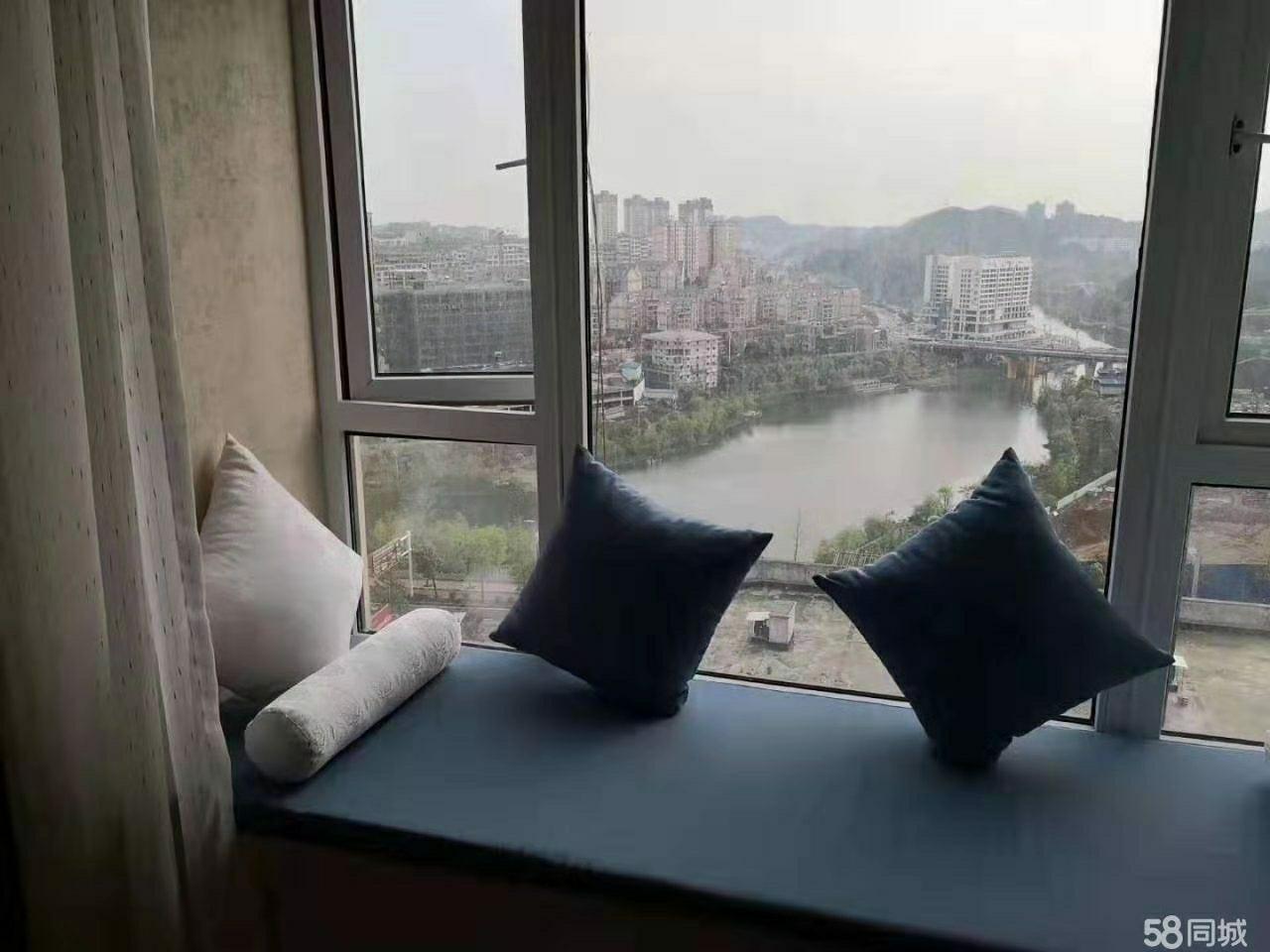 麒龙城市广场1室 1厅 1卫15.8万元