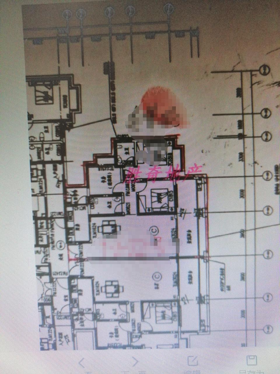 香榭公园里3室 2厅 2卫76.8万元
