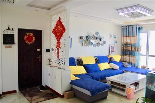 富力花园四楼3室 2厅 1卫47.5万元