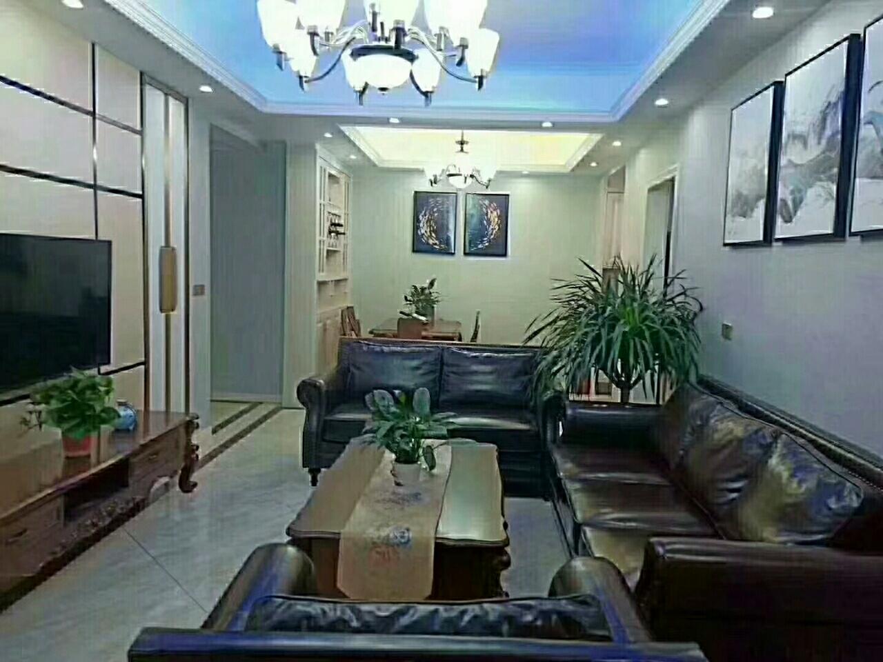 金科云玺台,新楼盘,精装修3室 2厅 2卫95万元