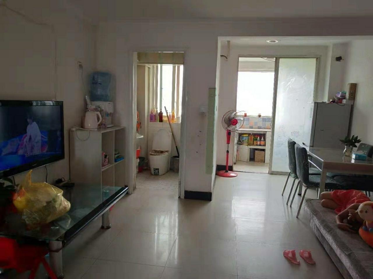 世纪新城2室 2厅 1卫学区房,首付低12万左右