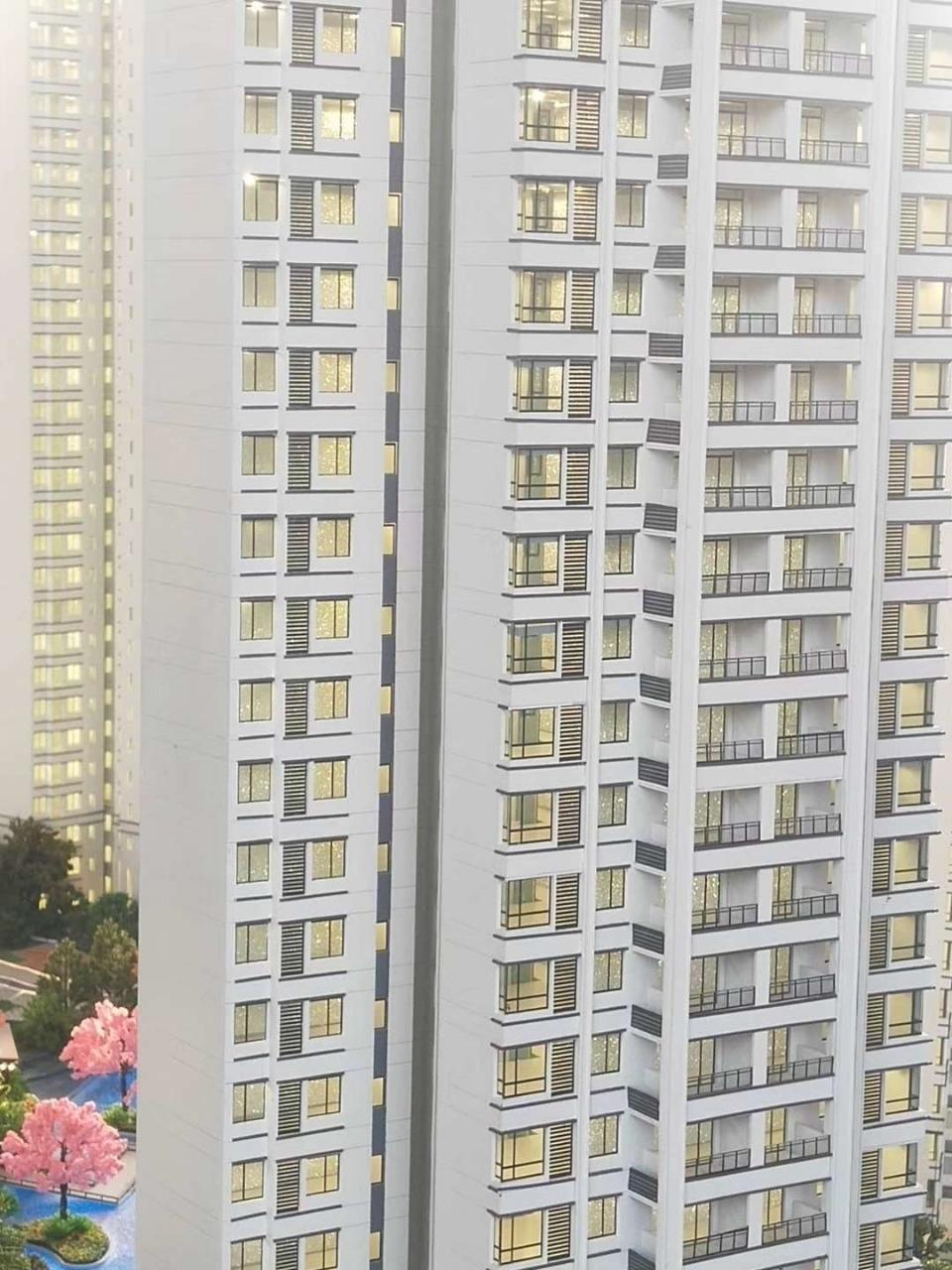 香朗基香颂天府 (住宅)3室 2厅 2卫120万元