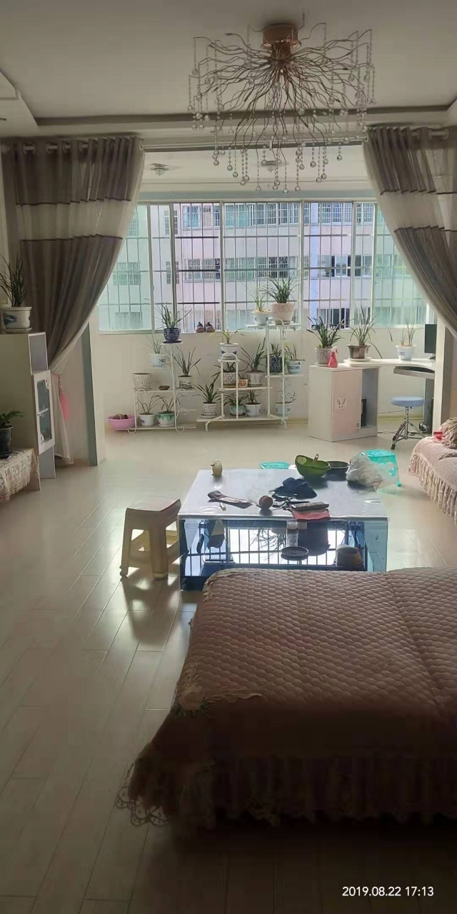 紫江花園3室 2廳 2衛56.8萬元