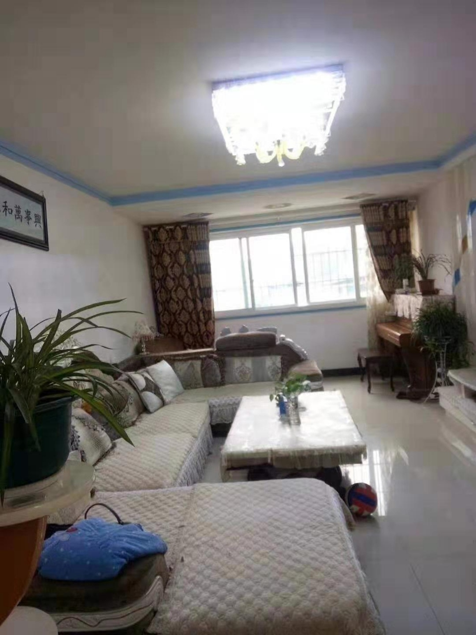 紫江花園3室 2廳 1衛61.8萬元