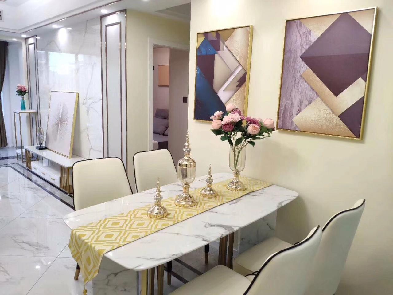 溪西帝景14楼89平方全品牌真皮沙发126.8万