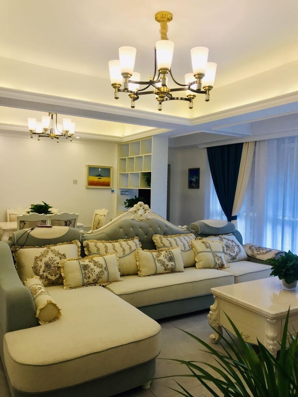 TCC世纪豪庭,3室 2厅 2卫豪装,中央空调。
