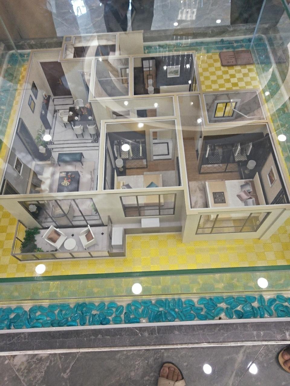 永兴陵蘭府2室 2厅 1卫55万元